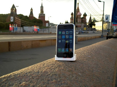 iPhone in Russia