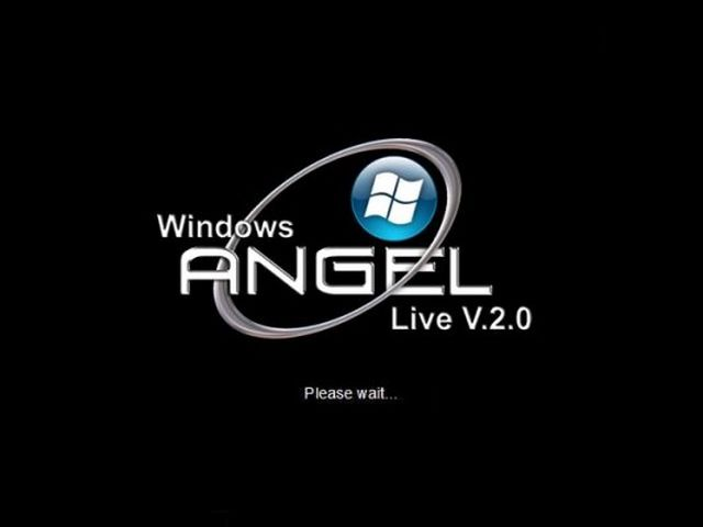 Download Free Windows XP SP3 AnGel Live 2.0