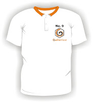 the t-shirt design of gallerico with corel draw 2