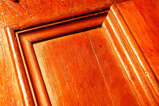 The Old House Blog: How to Repair a Split in a Wood Door Panel