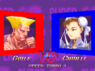 Guile Chun-Li