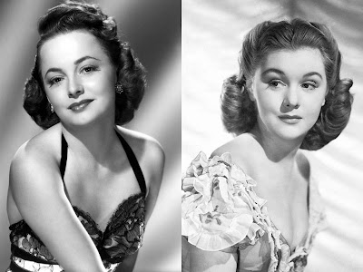 The picture palace for Joan fontaine and olivia de havilland feud