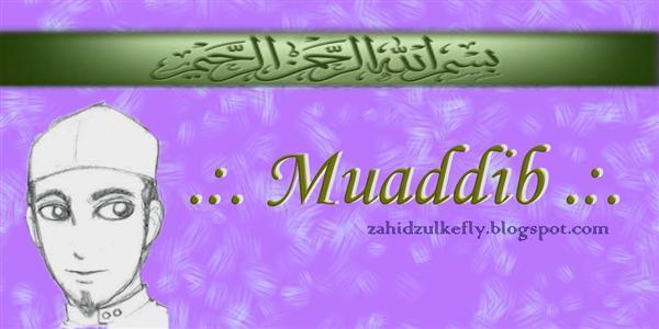 .:. Muaddib Islam .:.