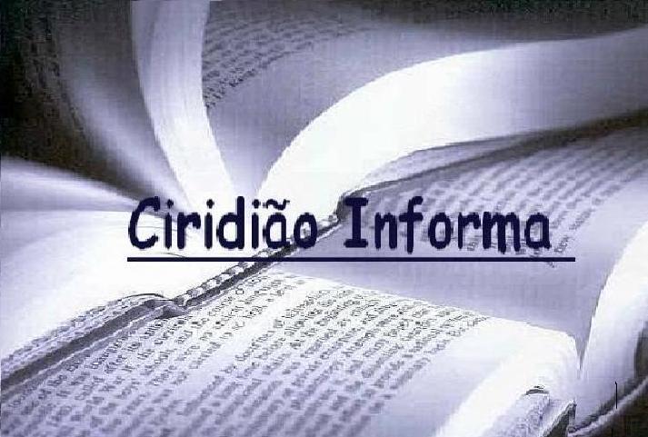 Ciridião Informar
