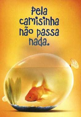 USE CAMISINHA SEMPRE, NUNCA ESQUEÇA!...