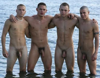 hot naked men group
