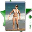 Jessica Biel tem o corpo perfeito