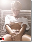 Rihanna topless na GQ