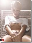 Rihanna topless na GQ