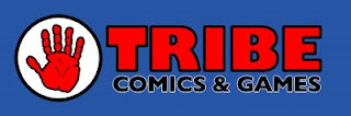 Tribe Comics and Games