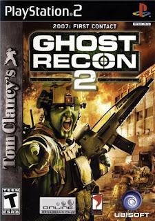 isos gratis Baixar Tom Clancy's Ghost Recon 2 PS2 Download grátis