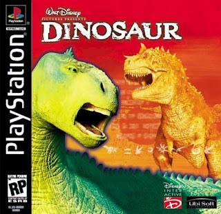 Jogo PS1 - Disney's Dinosaur ~ Zorra Download de Jogos Gratis