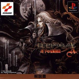 Baixar Akumajou Dracula X - Gekka no Yasoukyoku: PS1 Download Games Grátis