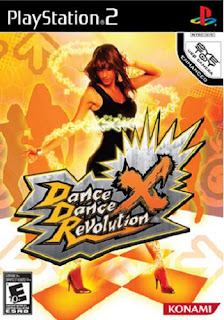 Torrent Super Compactado Dance Dance Revolution X PS2