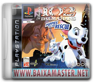 Torrent Super Compactado 102 Dalmations Puppies To the Rescue PS1