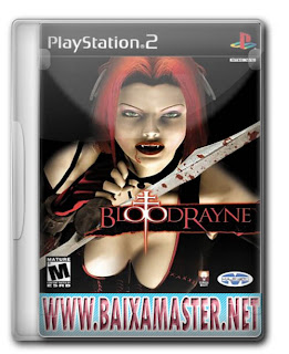 Torrent Super Compactado Bloodrayne PS2