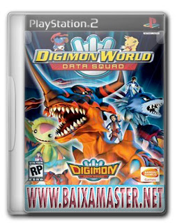 Baixar  Digimon World: Data Squad: PS2 Download Games Grátis