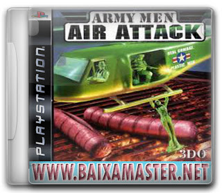 download Army Men Air Attack PS1