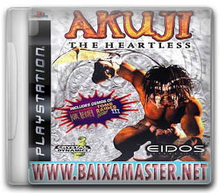 download Akuji The Heartless PS1