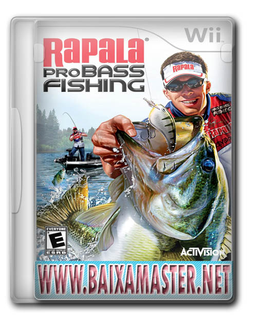 Baixe all jogos baixar rapala pro bass fishing wii for Wii u fishing game
