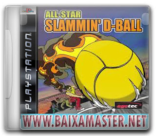 Torrent Super Compactado All Star Slammin D-Ball PS1