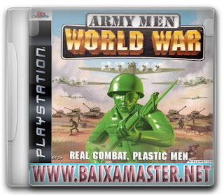 download Army Men World War PS1