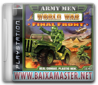 download Army Men World War Final Front PS1