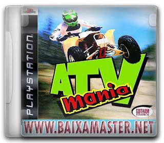 baixar download jogo ATV Mania playstation 1 grátis completo