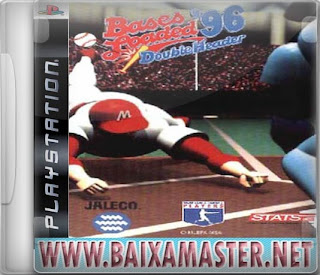 Torrent Super Compactado Bases Loaded 96 Double Header PS1