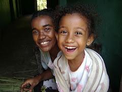 Girl from Matondoni Village, Lamu Island, Kenya
