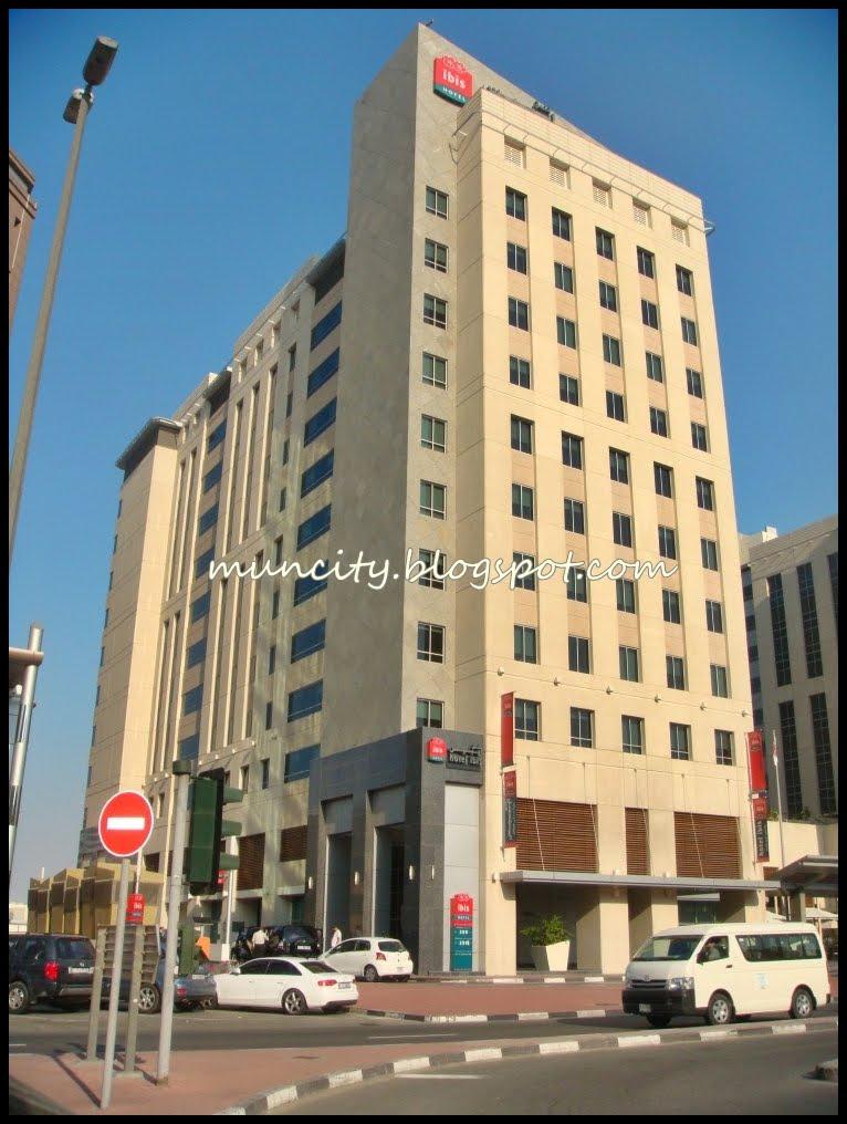 Hotel Ibis Deira City Centre Dubai