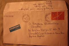 La carta de Monsieur Birman