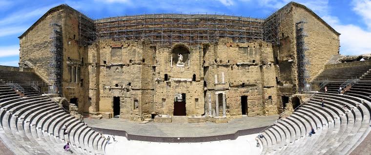Teatro Greco-Romano de Orange - FR