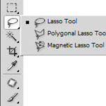 Lasso Tools Selection-Photoshop Guides for Beginner