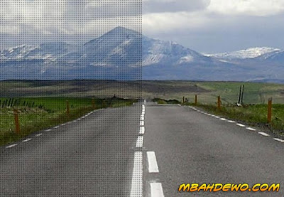 gambar tutorial efek foto pattern 6