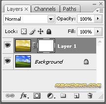 gambar tutorial efek foto 2 warna 4
