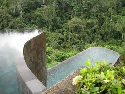 pool Ubud Hanging Gardens - Bali, Indonesia