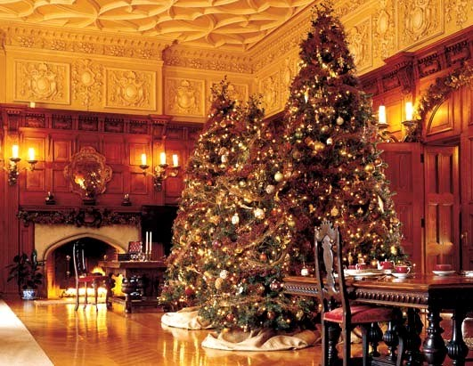 biltmore house christmas asheville nc