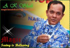 Magician A K Shah