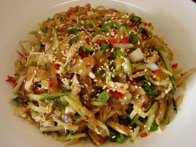 Jellyfish chinese food