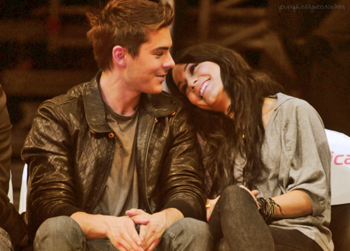 Know it s hard to believe but yes zanessa is over