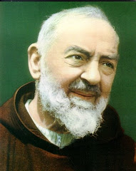 "SPIRIT GUIDE:  ""St. Pietro di Pietrelcina"" (1887-1968) : ""Pray, Hope, and Don't Worry"""