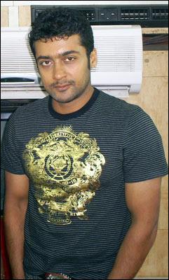 Surya Family Stills Actor Height Sivakumar