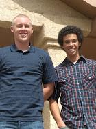 Gabe and Josh