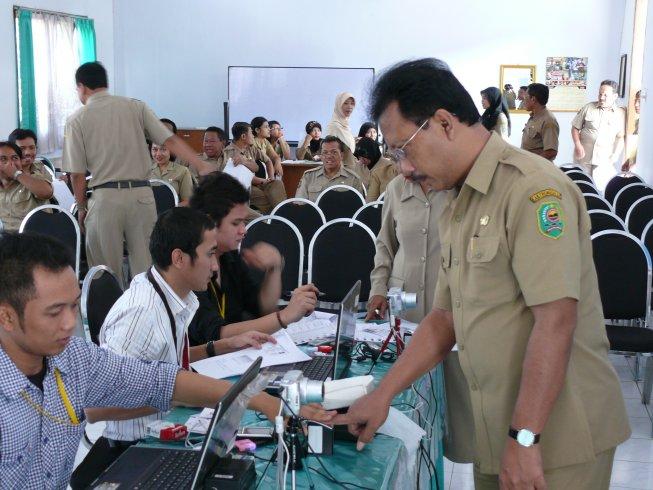 formasi PNS 2011 permenpanrb 26 2011
