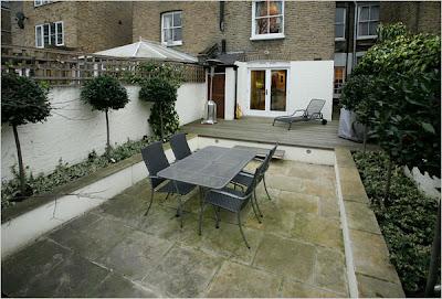 Small Townhouse Backyard Ideas
