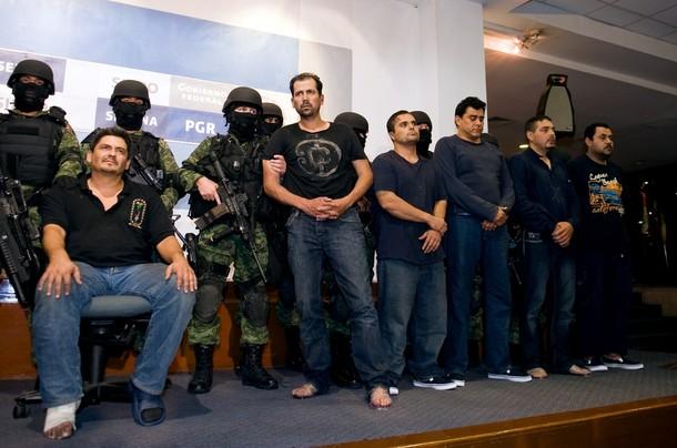 "Borderland Beat: ""El Lobo"" extradited to the U.S."
