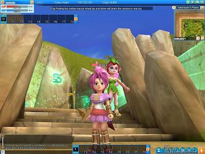 Rose Online : Revolution