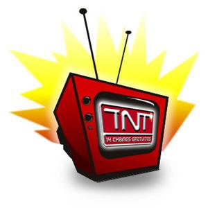 Passage au numérique Logo+tnt