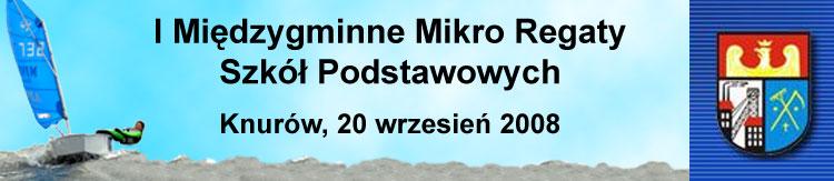 Mikro Regaty Szkół Podstawowych - oficjalna strona